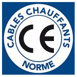 Câbles-chauffants-norme-CE-Technitrace