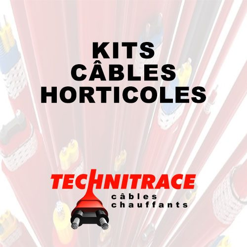 Kits Câbles horticoles